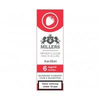Millers - Aardbei E-Liquid